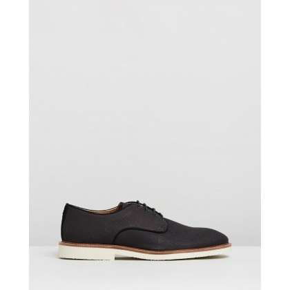 Jason Canvas Derby Black by Staple Superior