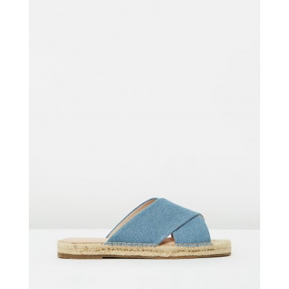 Jesinta Denim by Iris Footwear