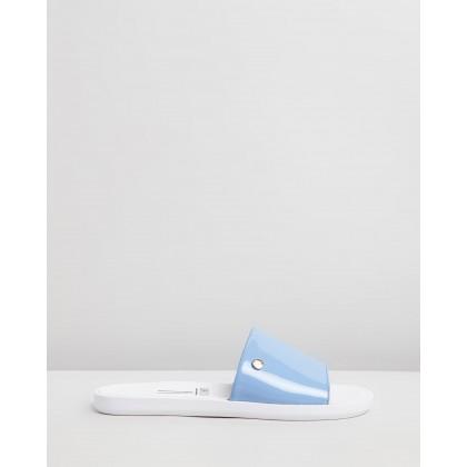 Jessie Jeans & White by Vizzano
