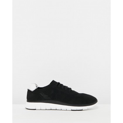 Joey Casual Sneakers Black by Vionic