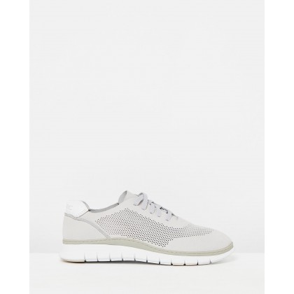 Joey Casual Sneakers Light Grey by Vionic