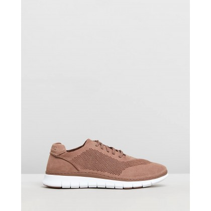 Joey Casual Sneakers Taupe by Vionic