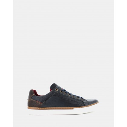 Juddy Casual Shoes Navy by Wild Rhino