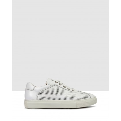 Kacie Sneakers White by S By Sempre Di