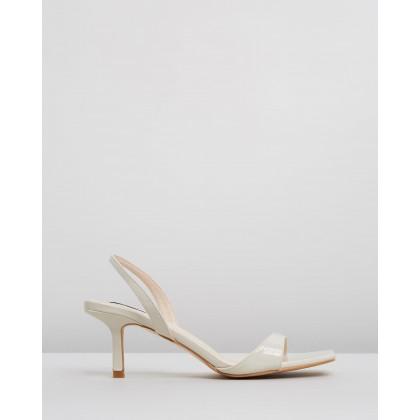Karen Heels Putty Patent by Dazie