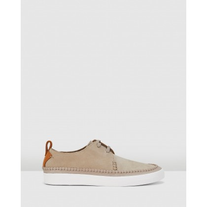 Kessell Craft Sand Leather by Clarks