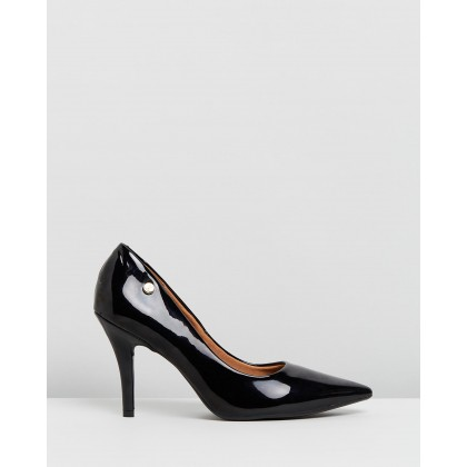Keva Pumps Black by Vizzano