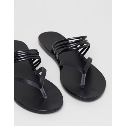 Kilini Black by Ancient Greek Sandals