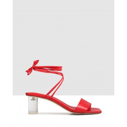 Kim Sandals Lipstick by Beau Coops