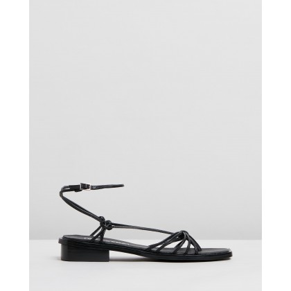 Kimmy Sandals Black by Sol Sana