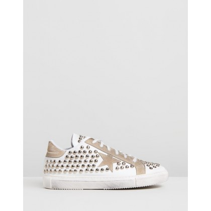 Knossos Sneakers White by Ammos