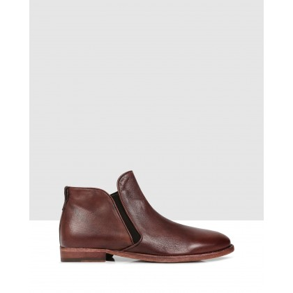 Korver Ankle Boots Malto by Brando