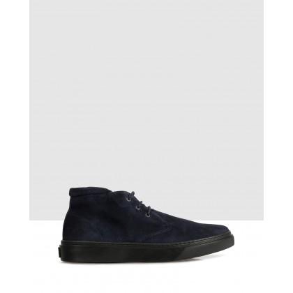 Kunio Sneakers Blue by Brando