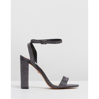 Lagos Dark Metallic Glitter by Billini