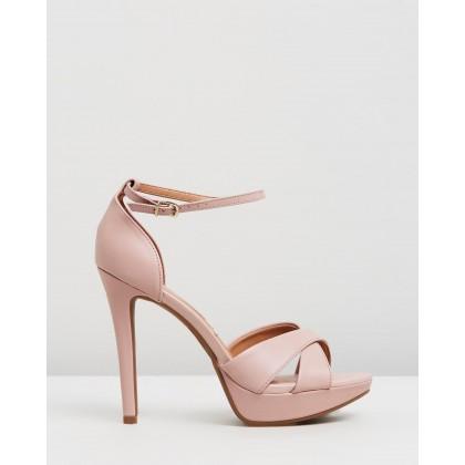 Lena Heels Pink by Vizzano