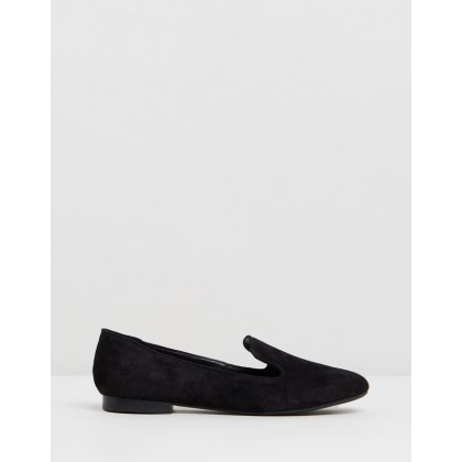 Lex Black Suede by Nine West