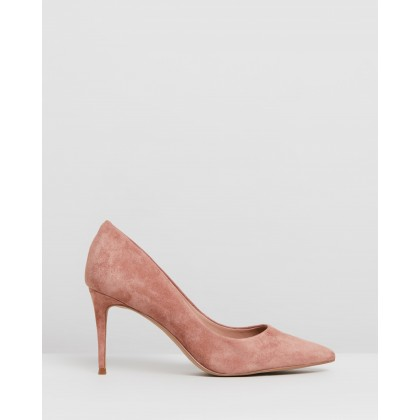 Lillie Tan Suede by Steve Madden