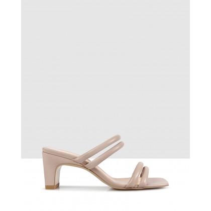 Linda Heeled Sandals 345 by Sempre Di