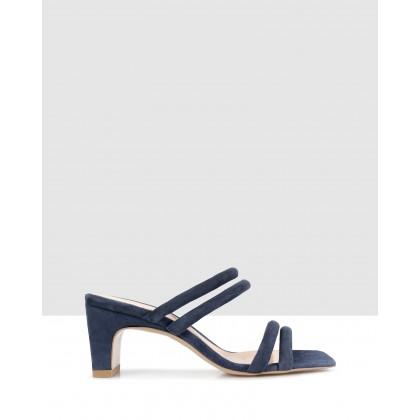 Linda Heeled Sandals 157 by Sempre Di