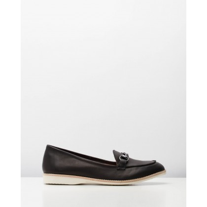 Loafer Shoes Black by Rollie