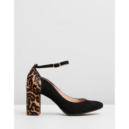 Lody Black & Leopard by Nina Armando