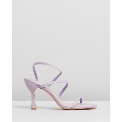 Lola Heels Lilac by Sol Sana