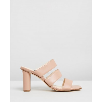 Lora Light Pink Leather by Nine West