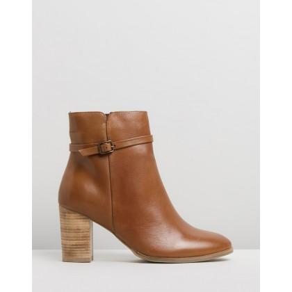 Lulu Tan Leather by Human Premium