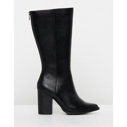 Luna Black by Iris Footwear