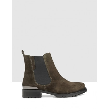 Luz Ankle Boots Bosco by S By Sempre Di