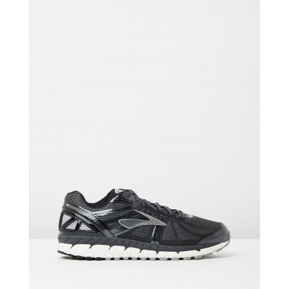 M Beast 16 Anthracite, Black & Silver by Brooks