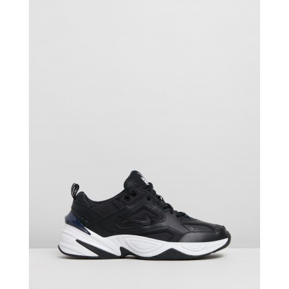 M2K Tekno - Men's Black, Off-White & Obsidian by Nike