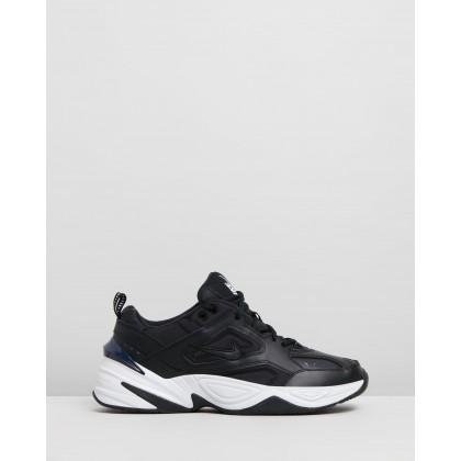 M2K Tekno - Men's Black, Off-White & Obsidian by Nike