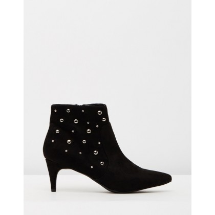 Made Ankle Boots Black by Spurr