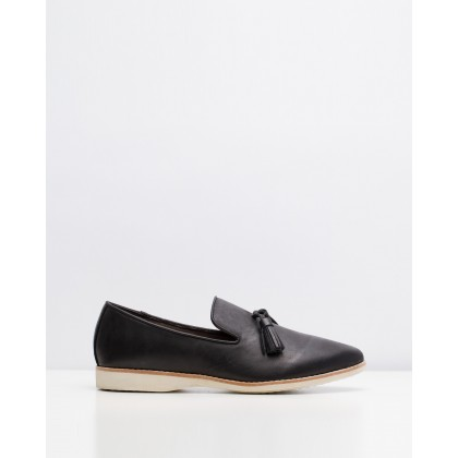 Madison Albert Flats Black by Rollie