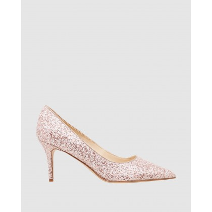 Mailin PINK GLITTER by Nine West