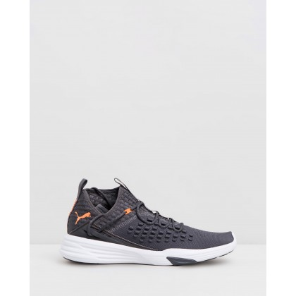 Mantra Daylight - Men's Asphalt & Puma White by Puma