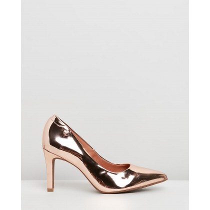 Marlene Rose Gold by Vizzano