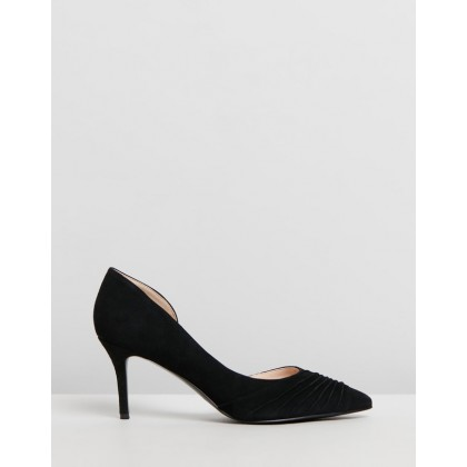 Martamay Black Suede by Nine West