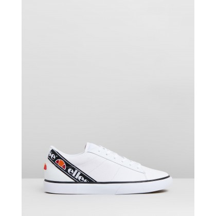 Massimo Sneakers White by Ellesse