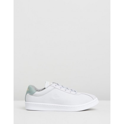 Masters - Women's Light Green by Lacoste
