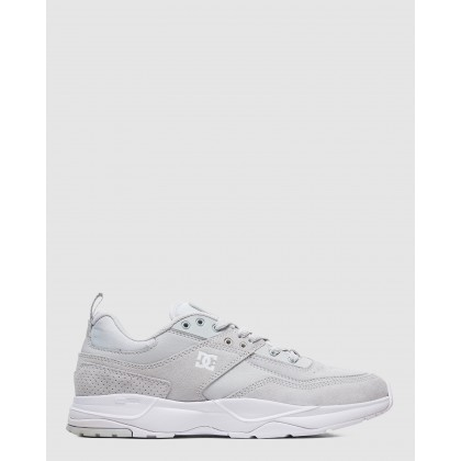 Mens E.Tribeka SE Shoe Grey by Dc Shoes