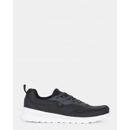 Mens Hartferd Shoe Black/Grey/White by Dc Shoes