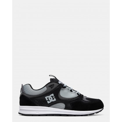 Mens Kalis Lite SE Shoe Black/Dk Grey by Dc Shoes