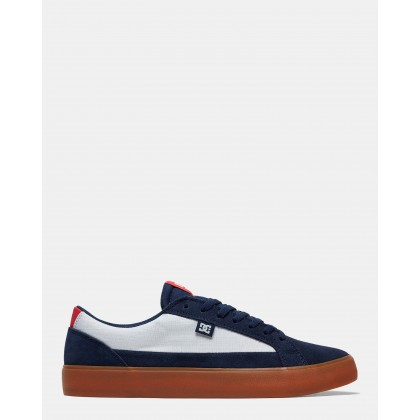 Mens Lynnfield Shoe Navy/Grey by Dc Shoes