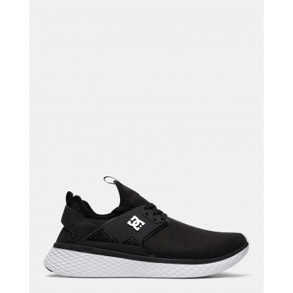 Mens Meridian Shoe Black/White by Dc Shoes
