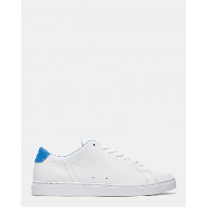 Mens Reprieve SE Shoe White/Blue by Dc Shoes