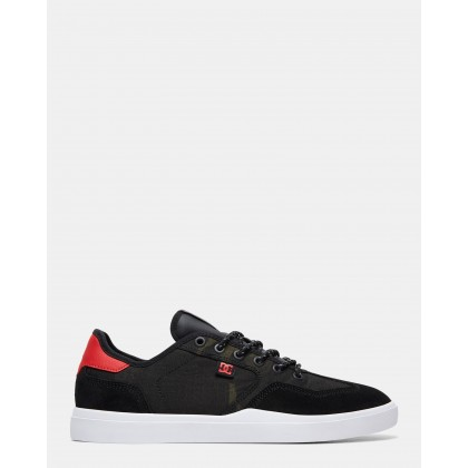 Mens Vestrey SE Shoe Black Camo by Dc Shoes