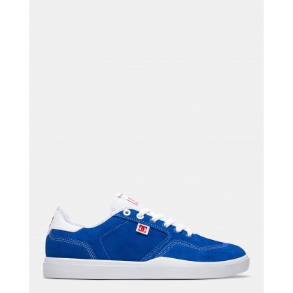 Mens Vestrey Shoes Blue/Blue/White by Dc Shoes