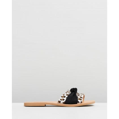 Merope Sandals Animal by Ammos